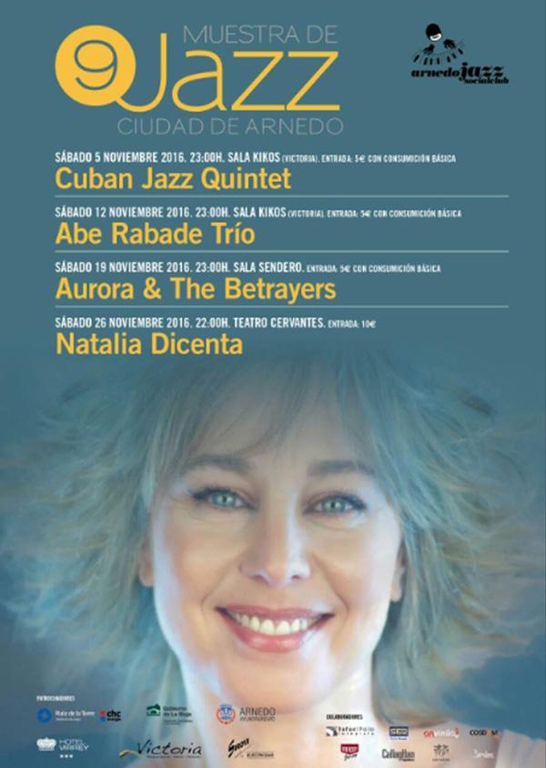 9 Muestra de Jazz Ciudad de Arnedo